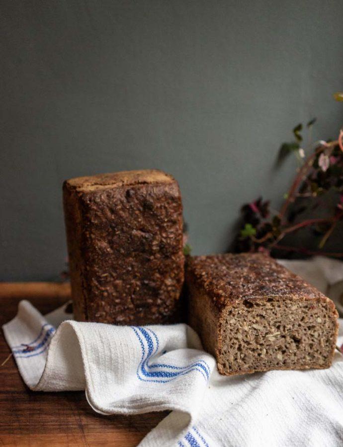 Rugbrød – en nem opskrift