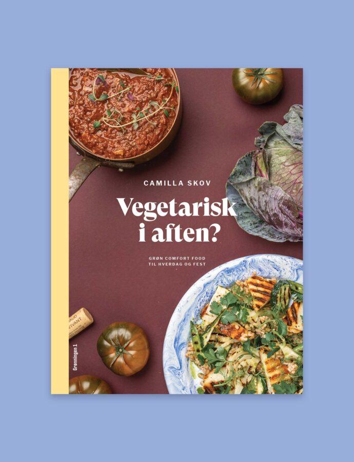 Vegetarisk i aften? Min kogebog!