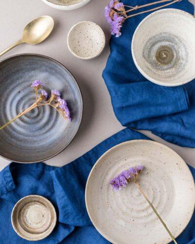 Keramik & Borddækning