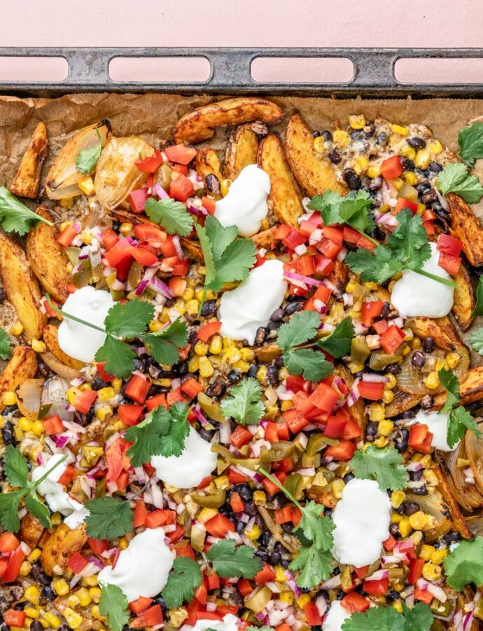 Tex-Mex Loaded Fries