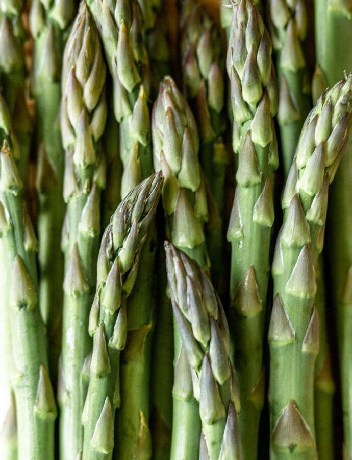 6 opskrifter med asparges